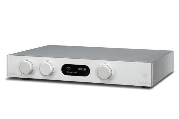 Audiolab 8300A Aluminum Silver