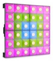 BeamZ LCB366 Hybrid Pixel Panel