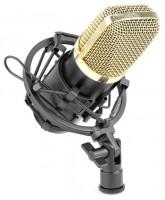 Vonyx CM400B Studio Kondensator Mikrofon Schwarz / Gold