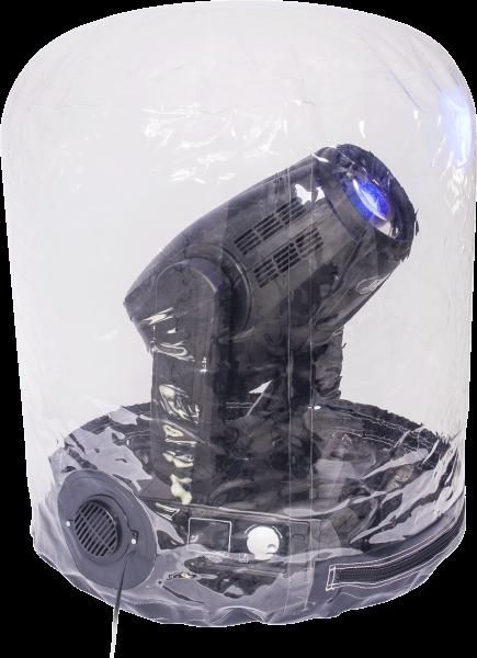 AFX aufblasbarer Regenschutz für Moving Heads groß