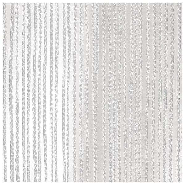 Wentex Fadenvorhang B1 weiß 6m x 3m