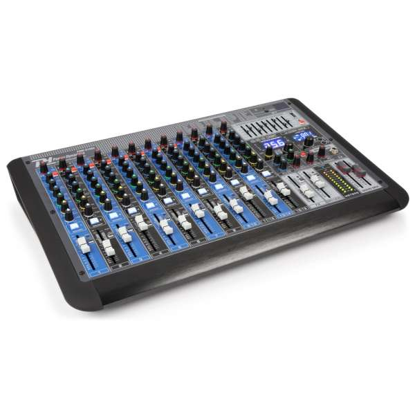 Power Dynamics PDM-S1604 16-Kanal Professioneller Analog Mixer