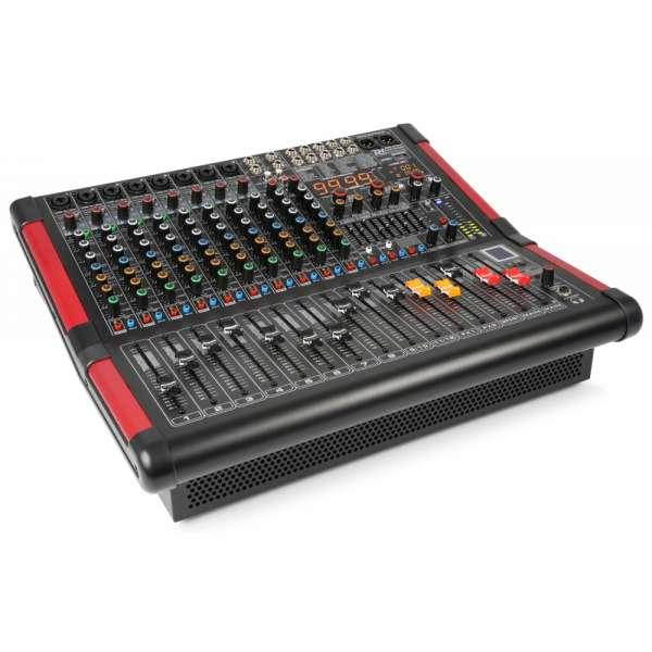 Power Dynamics PDM-S1204A 12-Kanal Stage Mixer mix Verstärker