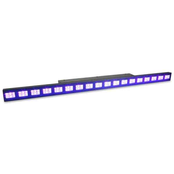 BeamZ LCB48 UV LED Bar mit DMX