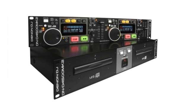 DENON DJ DN-D4500 MKII