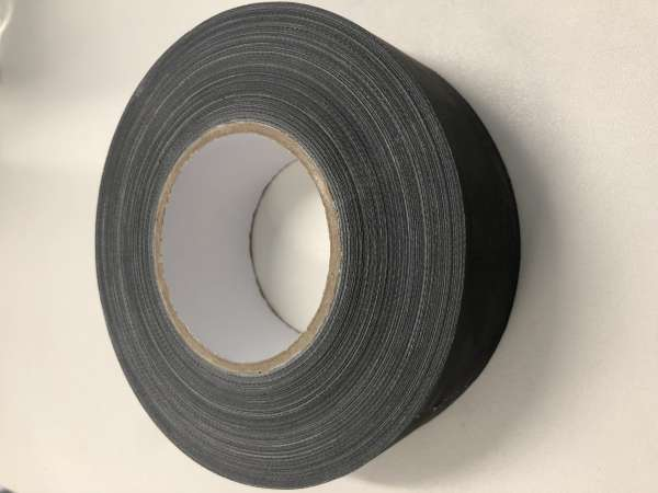 Chess Tools Stage Tape premium Gaffa Tape schwarz-matt