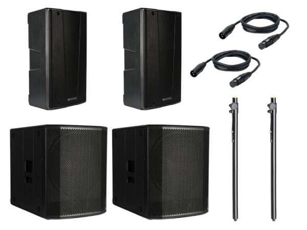 dB Technologies B-Hype 12 PA Set 2a