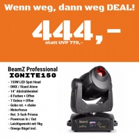 BeamZ Professional IGNITE150 LED Spot Moving Head