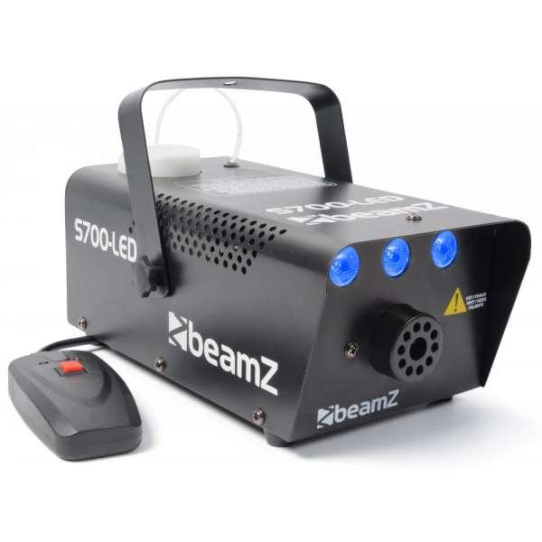 BeamZ S700LED Nebelmachine mit Eis-Effekt