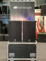 dB Technologies DVX D12 HP Tourset Gebrauchtware