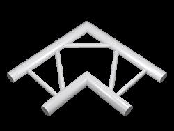 ExpoTruss X2K-30 Alu 2-Punkt 2-Weg Winkel 90Grad horizontal