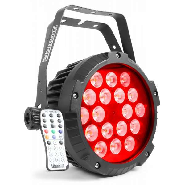 BeamZ Professional BWA418 Aluminum IP65 LED PAR