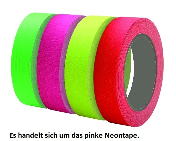 Chess Tools CT-224 Neontape 25M/19MM pink