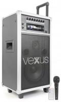 "Vexus ST110 mobiles Sound 8"" System mit CD, SD, USB, MP3"