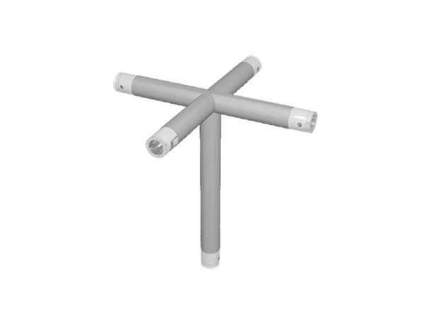 ExpoTruss X1K-5.0 Alu Rohr Kreuz