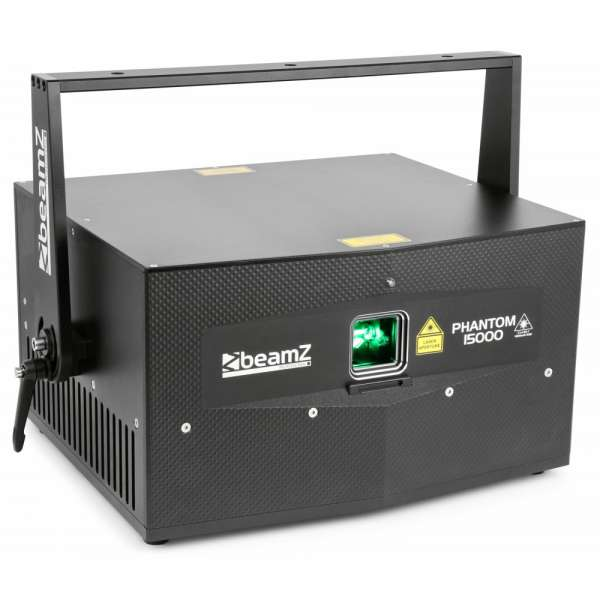 BeamZ Professional Phantom 15000 Pure Diode Laser RGB Analog