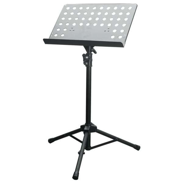 Vonyx Music Sheet Stand Holed Sheet Notenständer