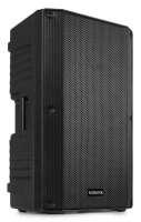Vonyx VSA15BT aktiv PA Lautsprecher mit Bluetooth und USB Media-Player
