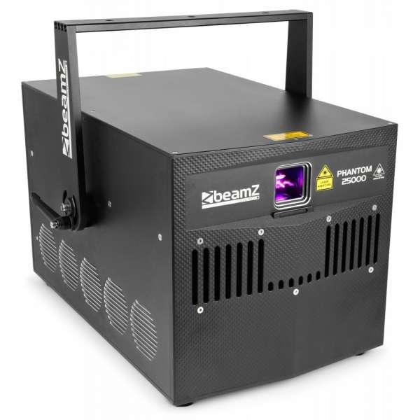 BeamZ Professional Phantom 25000 Pure Diode Laser RGB Analog