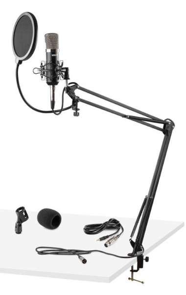 Vonyx Studio Mikrofon Set CMS400