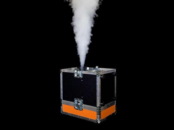 base*vertical, 1300W Nebelmaschine, Amptown Case, Vertikalbetrieb