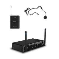 dB Technologies RW16 BS Wireless Vocal Set mit Headset 823-832 MHz UHF