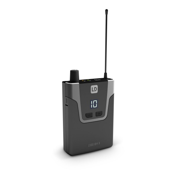LD Systems U304.7 IEM R - Empfänger