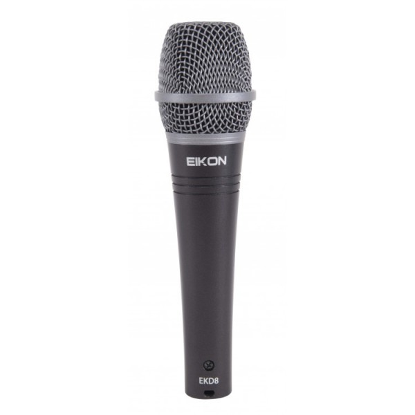 Eikon EKD8 dynamisches Gesangs-Mikrofon