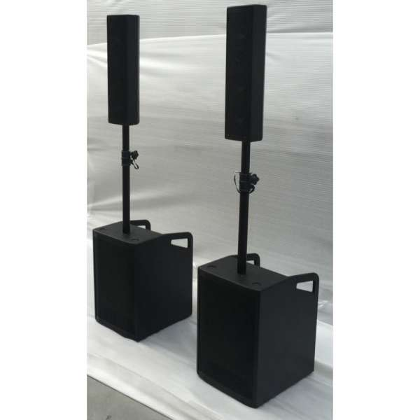 Vonyx VX1050BT Aktiv Lautsprecher Kit 2.2