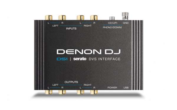 DENON DJ DS1 Interface
