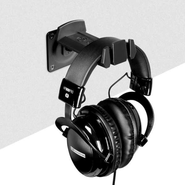 Gravity HP HWMB 01 B Kopfhörerhalter für Wandmontage