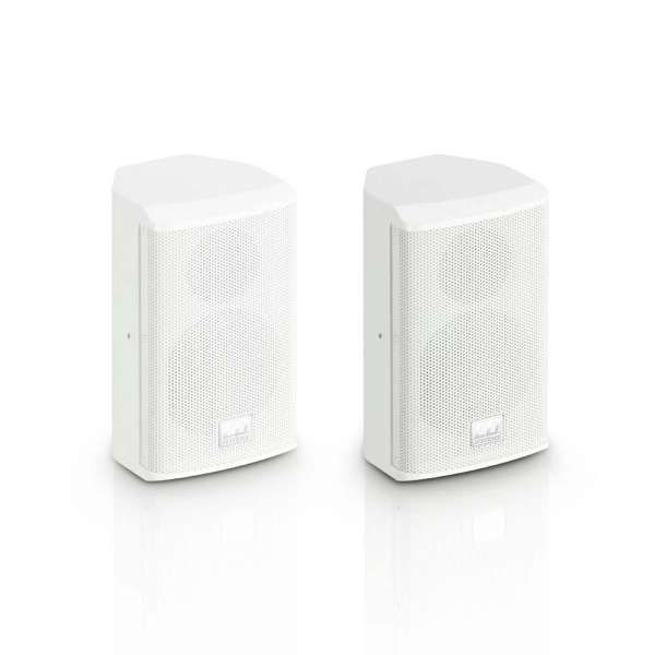 LD Systems SAT 42 G2 W Paar weiß