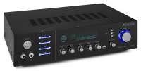 Fenton AV320BT 5-Kanal Hifi Surround Verstärker mit Bluetooth und USB