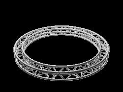 ExpoTruss X4K-30 Alu 4-Punkt Kreis 5m