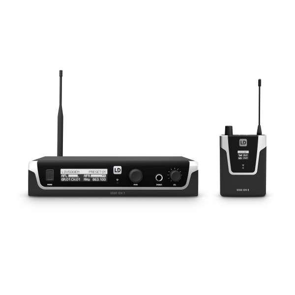 LD Systems U506 IEM - In-Ear Monitoring-System