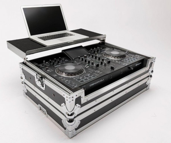 Magma DJ Controller Workstation für Denon DJ Prime 2
