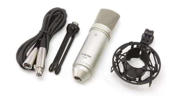 Tascam TM-80 - Kondensatormikrofon