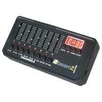 BeamZ DMX-512 MINI Lichtsteuerung Akku