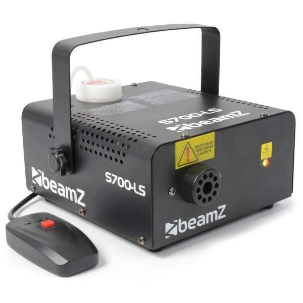 BeamZ S700-LS Nebelmaschine + Laser R/G