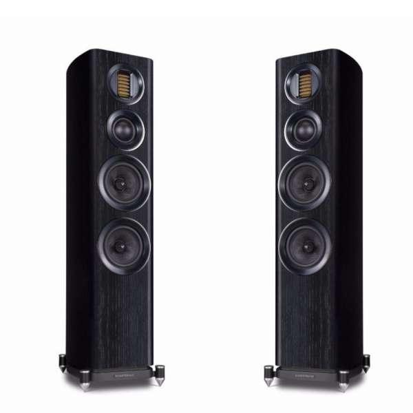 Wharfedale EVO 4.3 3-Wege Lautsprecher Black Oak
