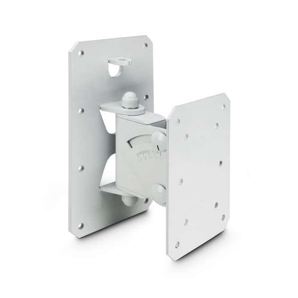 Gravity SP WMBS 30 W Neig- und schwenkbare Wandhalterung für Boxen bis 30 kg, weiß