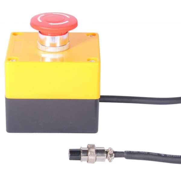 BeamZ Professional Laser Notfallknopf + 20m Kabel