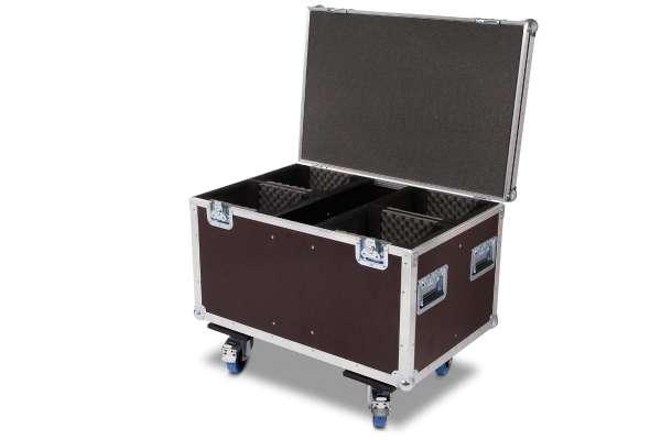 Truhencase für 4x Cameo AURO Beam 150