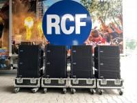 RCF TTL31-A II Line Array Set 12