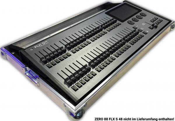 Case für ZERO88 FLX S48 m. Zubehörfach