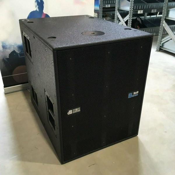 dB Technologies DVA S1518N CER Gebrauchtware