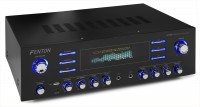 Fenton AV340BT 5-Kanal Hifi Surround Verstärker mit Bluetooth und USB