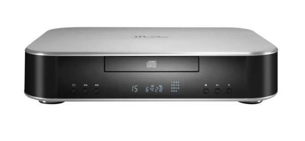 McGee CD-M1 CD-Player Silver