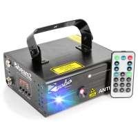 BeamZ Anthe II Double Laser 600mW RGB Gobo DMX IRC