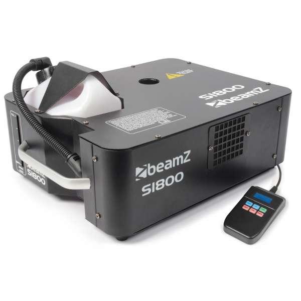 BeamZ S1800 Nebelmaschine DMX Horizontal/Vertikal